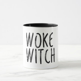 Woke Witch Mug