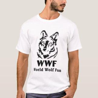 Wold Wolf Fan T-Shirt