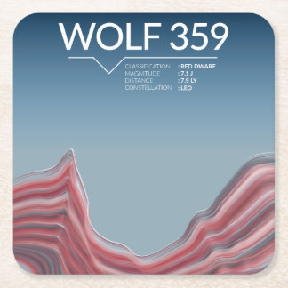 Wolf 359 Space Coaster