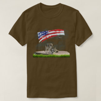 Wolf 8th Series T-Shirt By Antsafire