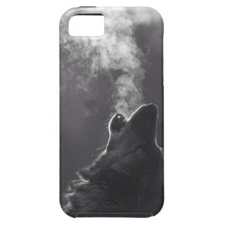 Wolf Air Tough iPhone 5 Case