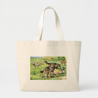 Wolf and Coyote Bag