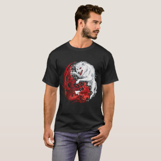 Wolf and Dragon T-Shirt