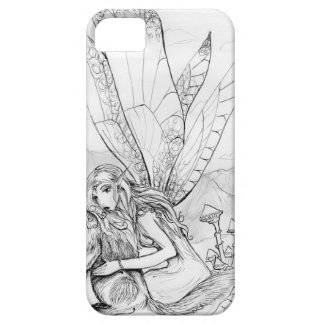 Wolf and Fairy iPhone 5 Case
