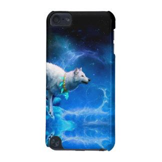 Wolf and Moon iPod Touch 5G Cover