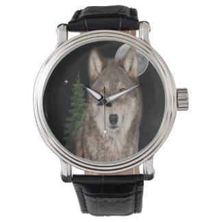 wolf art watch