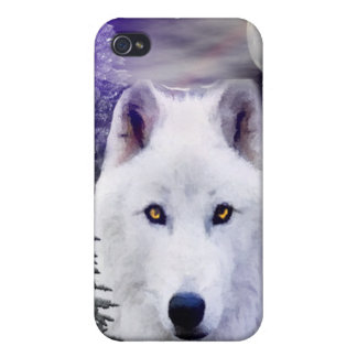 wolf at night case for the iPhone 4