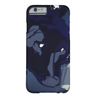 Wolf Barely There iPhone 6 Case