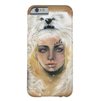 Wolf Beauty iphone barely 6 case
