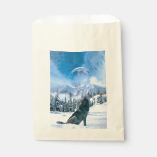 Wolf Call Favour Bag