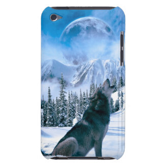 Wolf Call iPod Case-Mate Cases