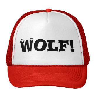 Wolf! Cap