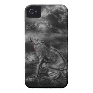 WOLF Case-Mate Blackberry Bold iPhone 4 Covers