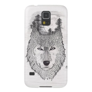 Wolf Cases For Galaxy S5