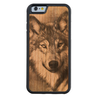 Wolf Cherry iPhone 6 Bumper