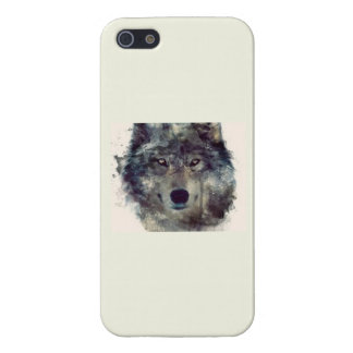 Wolf Cover For iPhone 5/5S