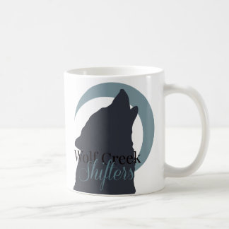 Wolf Creek Shifters Logo Mug