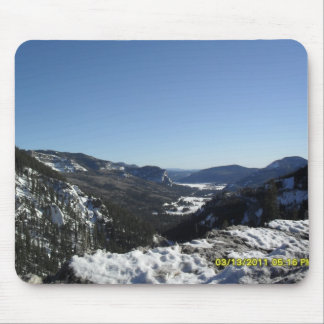 Wolf Creek Ski Area in Colorado 2011 Mouse Pad