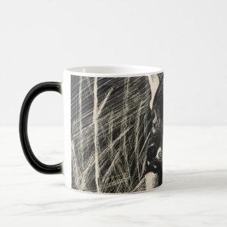 Wolf cub magic mug