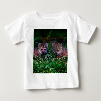Wolf Cubs Baby T-Shirt