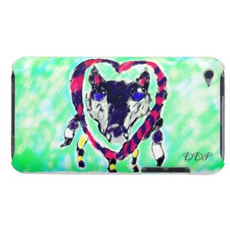 Wolf dream catcher iPod touch Case-Mate case