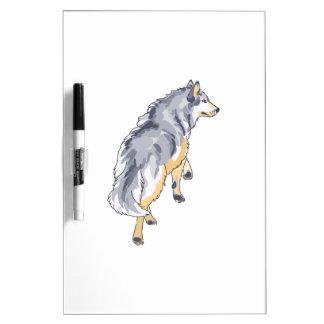 WOLF Dry-Erase WHITEBOARD