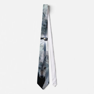 WOLF & EAGLE Collection Tie