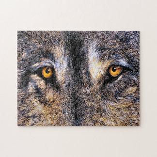 Wolf Eyes Puzzle