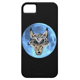 Wolf Face iPhone 5 Cases