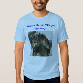 Wolf fang shirt