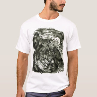 Wolf Fight T-Shirt