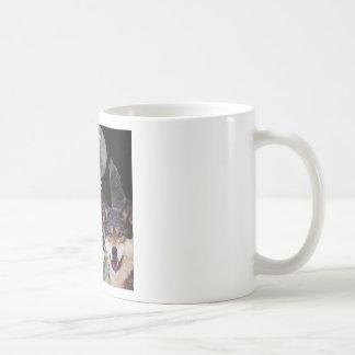 Wolf - Friend Poem Coffee Mug