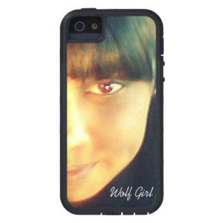 Wolf Girl iPhone 5/5S Case