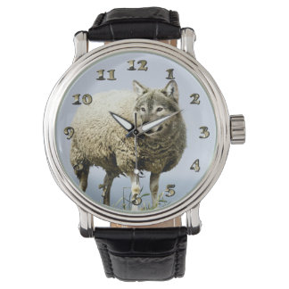 Wolf in Sheep Clothing Watch