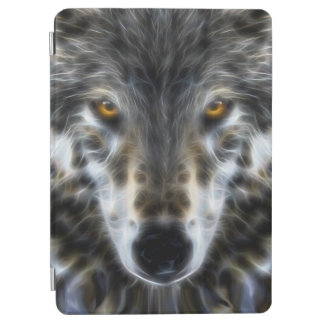 Wolf Inspirational Portrait iPad Air Cover