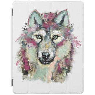 Wolf iPad Cover
