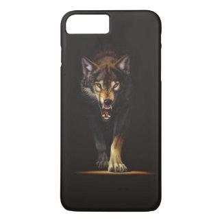 wolf iPhone 8 plus/7 plus case