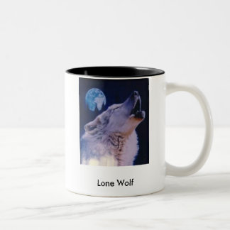 wolf, Lone Wolf Mugs
