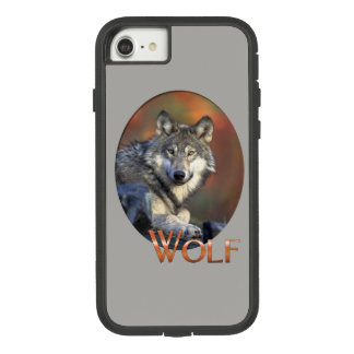 Wolf Lovers Art Case-Mate Tough Extreme iPhone 8/7 Case