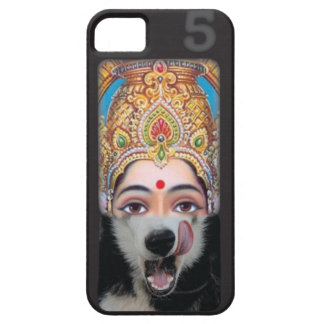 Wolf Mask Barely There iPhone 5 Case