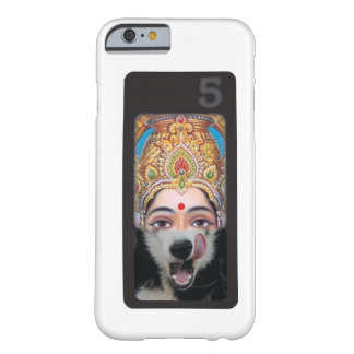 Wolf Mask Barely There iPhone 6 Case