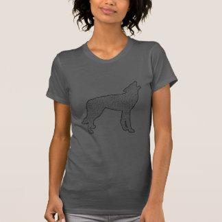 Wolf Maze Shirts