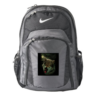Wolf moon backpack