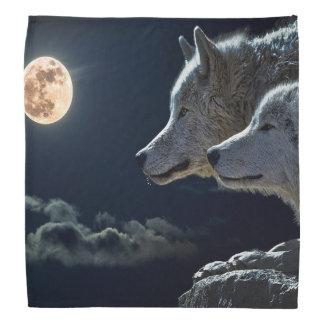 Wolf Moon Bandana