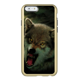 Wolf moon incipio feather® shine iPhone 6 case