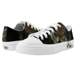 Wolf moon low tops