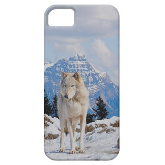 Wolf Mountain Wildlife Art iPhone 5 Case