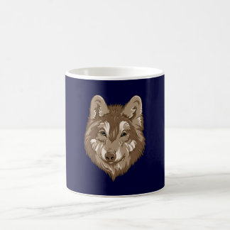 Wolf Mugs