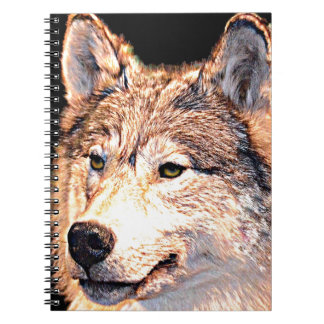 Wolf Note Book