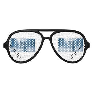 Wolf Office Home Personalize Destiny Destiny'S Aviator Sunglasses